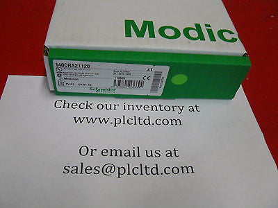 140CRA21120 NEW FACTORY SEALED! Modicon DI/O Drop MB+ 140-CRA-211-20