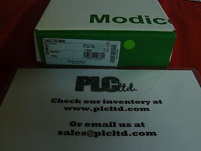 140ATI03000 NEW FACTORY SEALED Modicon IN 8CH 140-ATI-030-00