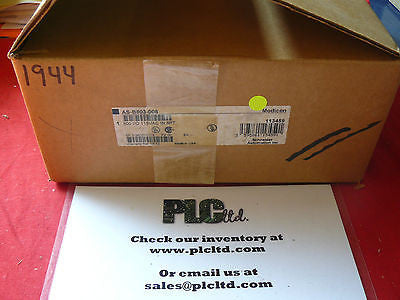 ASB803008 BRAND NEW Modicon 115VAC Input Module AS-B803-008