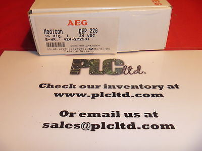 AS-BDEP-220 BRAND NEW Guaranteed Modicon Discreet Input ASBDEP220