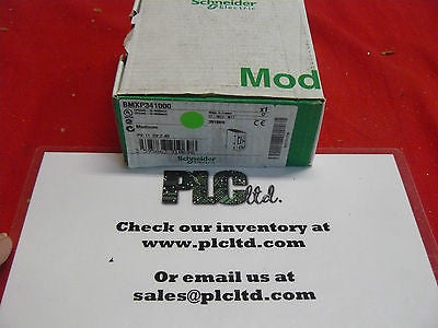 BMXP341000 BRAND NEW Schneider Electric Modicon BMX-P341-000