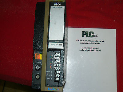 ASP800003 EXCELLENT TESTED Modicon Slot Mount Power Supply AS-P800-003