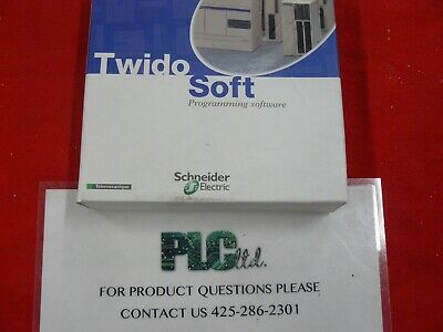 New Schneider Electric Modicon TWDSPU1001V10M Twido Soft