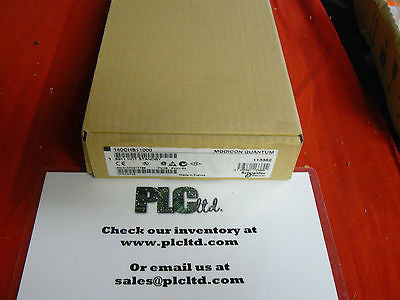 140CHS11000 BRAND NEW FACTORY SEALED!  Modicon S911 HotStandby 140-CHS-110-00