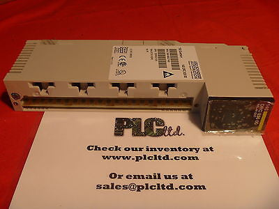 140DRC83000 Used Excellent Guaranteed Modicon Relay OUT 140-DRC-830-00