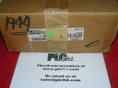 ASB803008 NEW FACTORY SEALED! Modicon 115VAC Input Module AS-B803-008