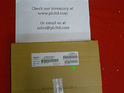 372SPU47101 V21 New Sealed! Modicon Software Concept 372-SPU-471-01