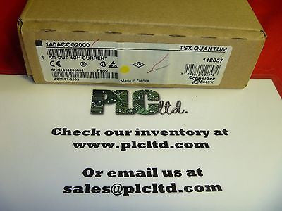 140ACO02000 New Modicon Analog OUT 4 CH 140-ACO-020-00