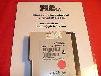 AS-BDAP-212 Used Modicon Compact Combo Module ASBDAP212
