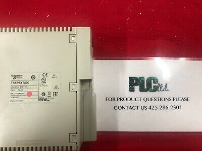 TSXPSY8500 Modicon Premium Power Supply TSX-PSY-8500 Used Tested