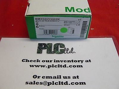 BMXDDO3202K BRAND NEW Schneider Electric Modicon BMX-DDO-3202K