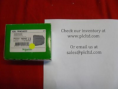 ABL7RM24025 NEW! Schneider Electric DC Power Supply