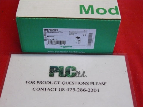 BMEP582020 BRAND NEW Schneider Electric Modicon BME-P582-020 M580