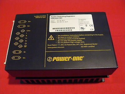 PSK2420-9EC Power-One Positiv Switching Reg PSK24209EC