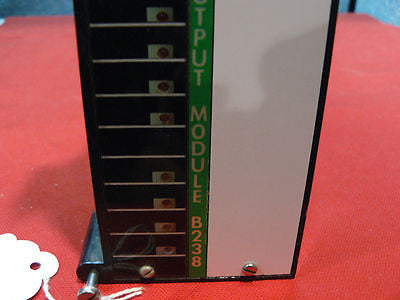 ASB238 ASB238001 Used Modicon Output Module AS-B238-001