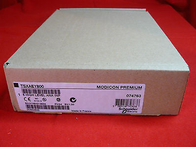 TSXAEY800 NEW SEALED Modicon Premium Analog Input TSX-AEY-800