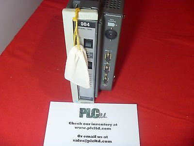 PCE984785 Excellent Modicon Slot Mount CPU PC-E984-785