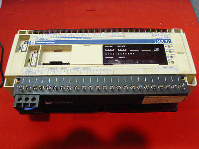 TSX1722028 Used Modicon Schneider Telemecanique TSX-172-2028