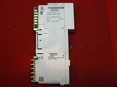 STBCPS2111 Aux Power Supply Guaranteed Advantys Telemecanique STB-CPS-2111
