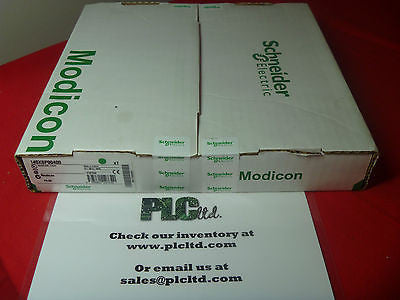 140XBP00400 NEW FACTORY SEALED Modicon Quantum 4 Slot Back 140-XBP-004-00