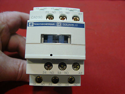 CAD50 Excellent Telemecanique Modicon Control Relay