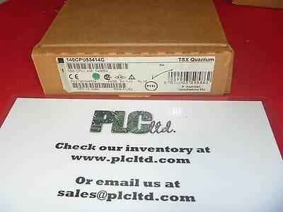 140CPU53414C NEW SEALED Modicon CPU 140-CPU-534-14C