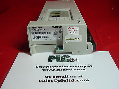110CPU31102 Used TESTED Modicon Micro 110-CPU-311-02