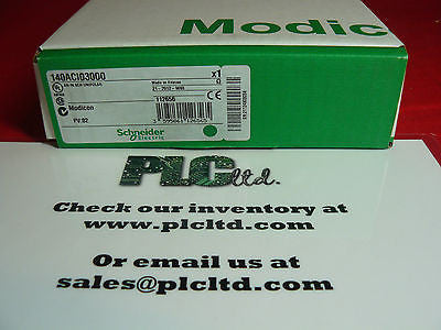 140ACI03000 NEW FACTORY SEALED Modicon Analog IN 140-ACI-030-00