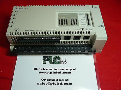 110CPU61200 USED TESTED Modicon Micro 110-CPU-612-00