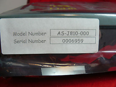 ASJ810000 NEW Modicon Remote I/O Processor Module AS-J810-000