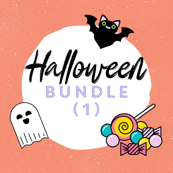 Halloween Bundle 1 (Read Description) - The Sassy Club