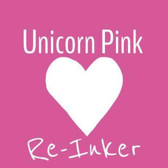 Unicorn Pink Re- Inker ( Not the ink Pad)