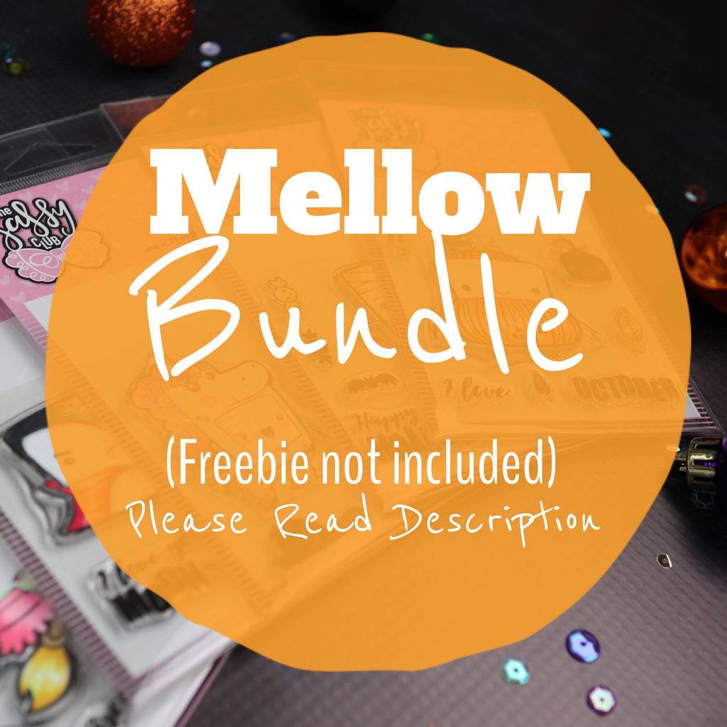 Mellow Bundle (Read Description)