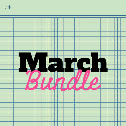 March Bundle