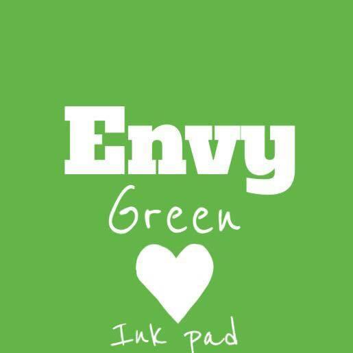 Ink Pad - Envy - Clear Stamps by The Sassy Club
