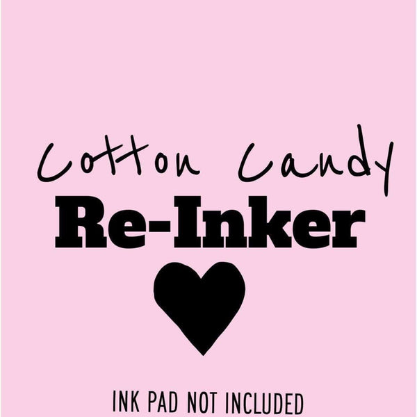 Cotton Candy Re-inker - The Sassy Club