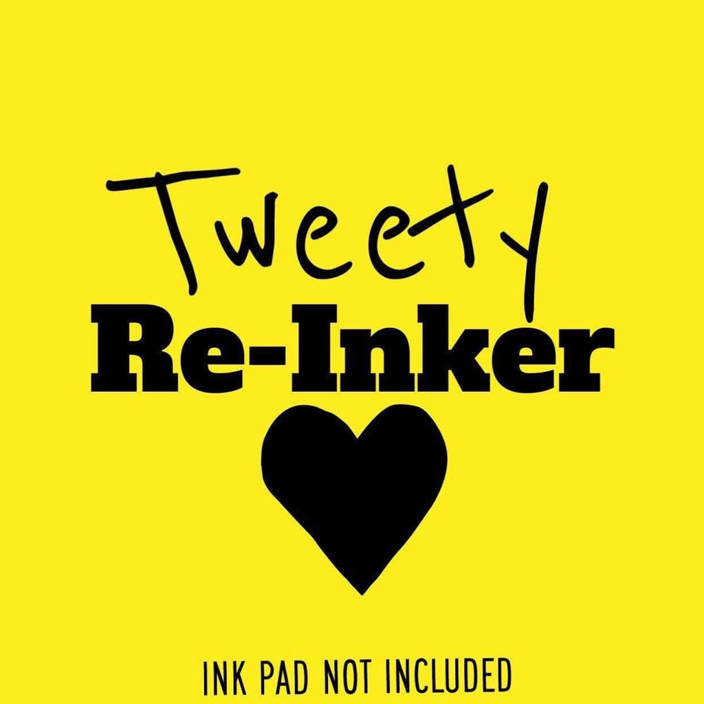 The Sassy Club Re-Inker Tweety - Reinker (Not An InkPad)