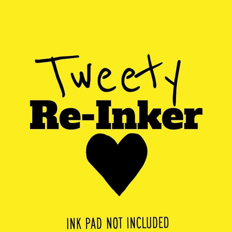 Tweety - Reinker (Not An InkPad) - Clear Stamps by The Sassy Club