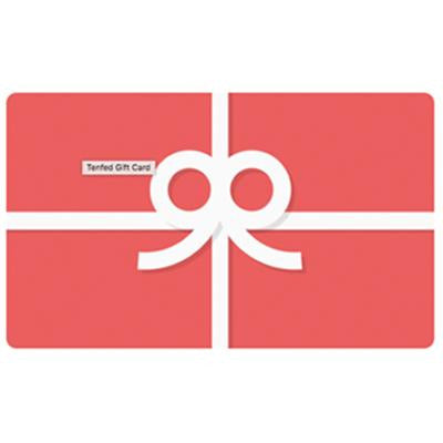 Tenfed Gift Card