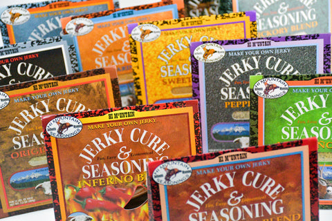 Jerky Cure & Seasonings