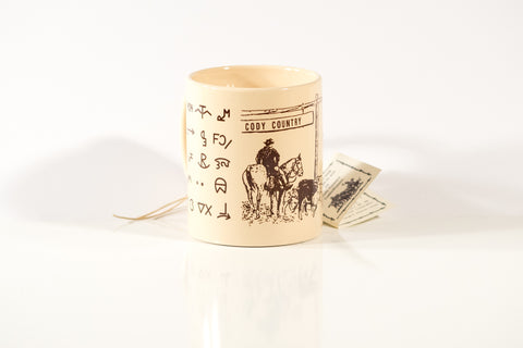 Cody Cattle Women Mug