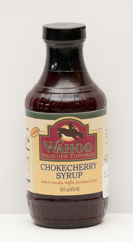 Chokecherry Syrup 16 oz