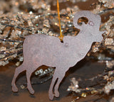 """Made in Wyoming"" Ornaments"