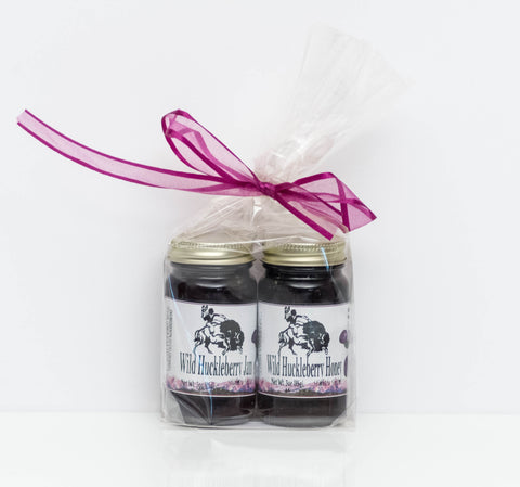 Huckleberry Jam/Honey Gift
