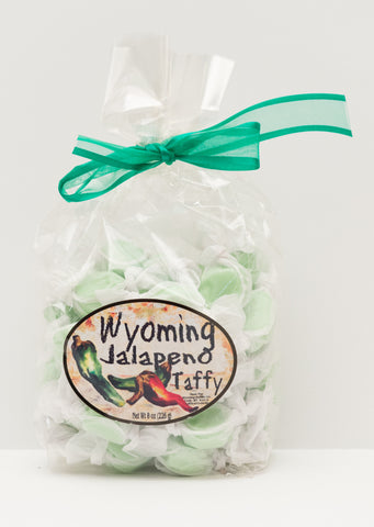 Wyoming Jalapeno Taffy