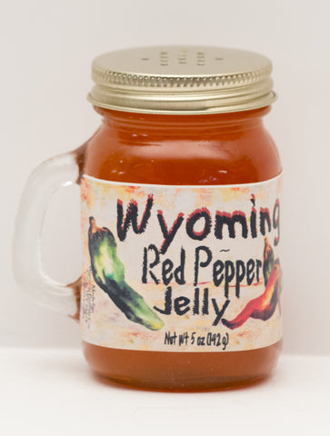 Wyoming Red Pepper Jelly