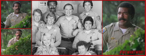 IN ANOTHER LIFE I WAS AFFECTIONATELY KNOWN AS THE BLACK GUY ON CHIPS