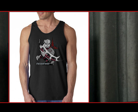 """Into Battle"" Edition Tank Top"