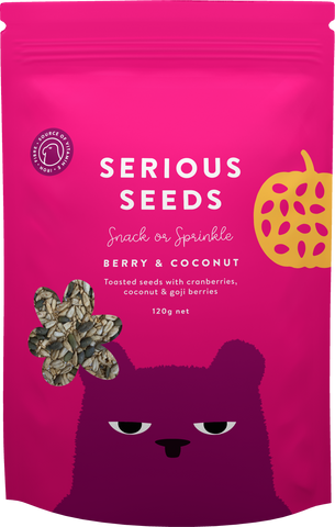 Berry & Coconut (120g)