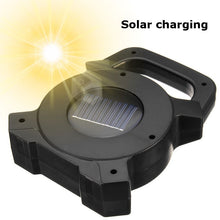Load image into Gallery viewer, 30W Solar Portable Rechargeable LED Flood Light